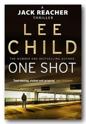 Lee Child - One Shot (2nd Hand Paperback) | Campsie Books