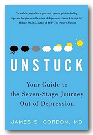 James S. Gordon - Unstuck (2nd Hand Paperback) | Campsie Books
