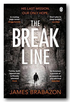 James Brabazon - The Break Line | Campsie Books