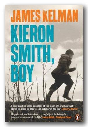 James Kelman - Kieron Smith, Boy