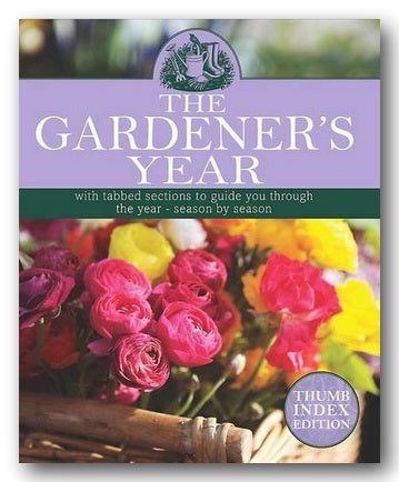 Jane Courtier - The Gardener's Year (2nd Hand Softback) | Campsie Books