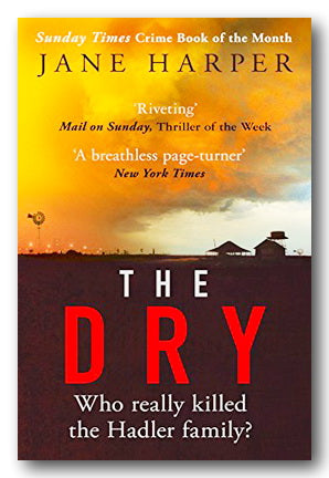 Jane Harper - The Dry (2nd Hand Paperback) | Campsie Books