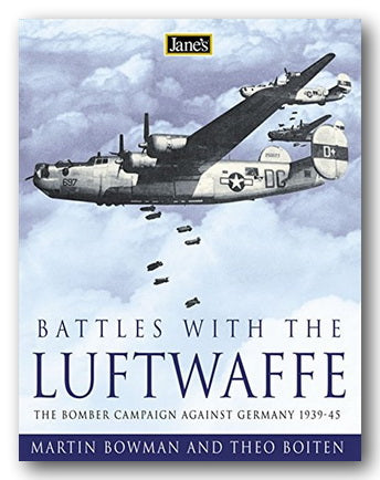 Jane's Battles With The Luftwaffe (2nd Hand Hardback) | Campsie Books