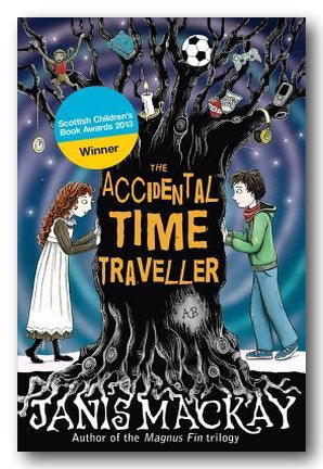 Janis MacKay - The Accidental Time Traveller | Campsie Books