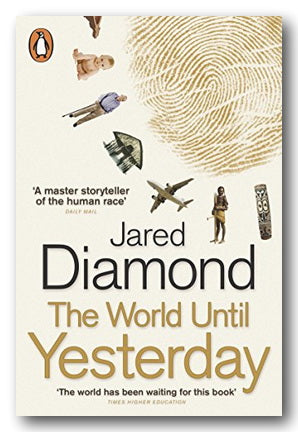 Jared Diamond - The World Until Yesterday (2nd Hand Paperback) | Campsie Books