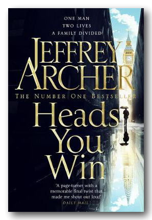 Jeffrey Archer - Heads You Win (2nd Hand Paperback)