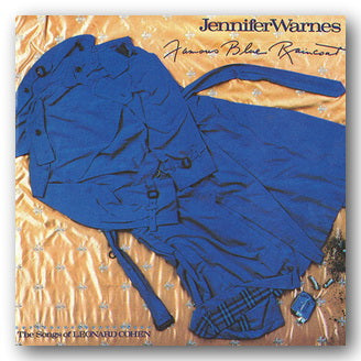 Jennifer Warnes - Famous Blue Raincoat | Campsie Books