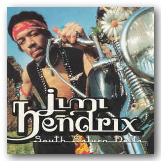 Jimi Hendrix - South Saturn Delta (2nd Hand CD) | Campsie Books