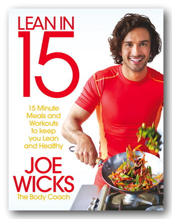 Joe Wicks - Lean in 15 (15 Minute Meals & Workouts . . . ) (2nd Hand Softback) | Campsie Books