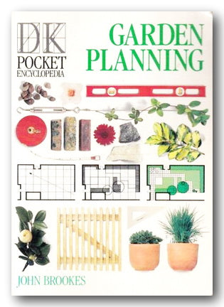 John Brookes - DK Pocket Encyclopedia of Garden Planning (2nd Hand Softback) | Campsie Books