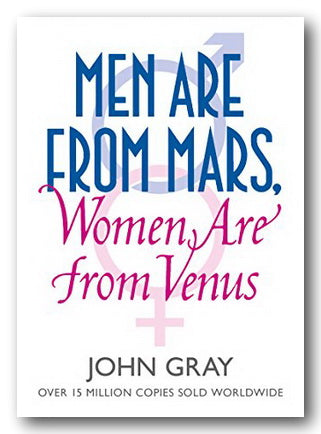 John Gray - Men are from Mars, Women are from Venus (2nd Hand Paperback) | Campsie Books