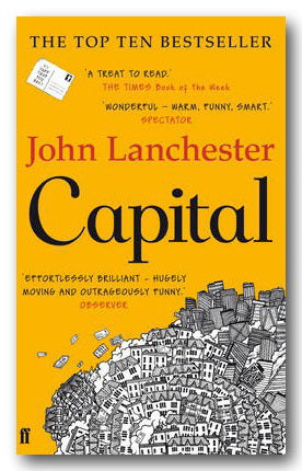 John Lanchester - Capital (2nd Hand Paperback) | Campsie Books