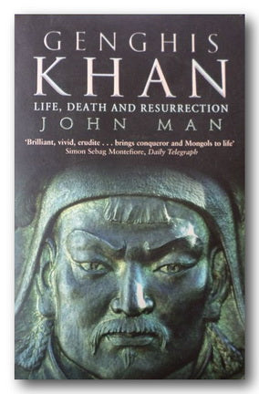 John Man - Genghis Khan (Life Death and Resurrection) (2nd Hand Paperback) | Campsie Books