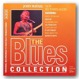 John Mayall - New Bluesbreakers (2nd Hand CD) | Campsie Books