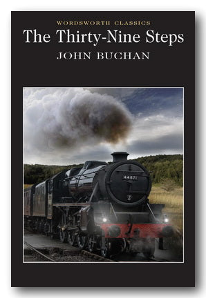 John Buchan - The Thirty-Nine Steps (2nd Hand Paperback) | Campsie Books