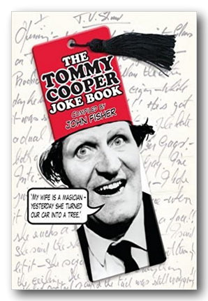 John Fisher - The Tommy Cooper Joke Book (2nd Hand Hardback) | Campsie Books