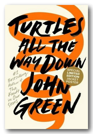 John Green - Turtles All The Way Down (2nd Hand Hardback) | Campsie Books