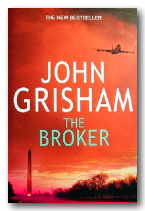 John Grisham - The Broker (2nd Hand Hardback) | Campsie Books