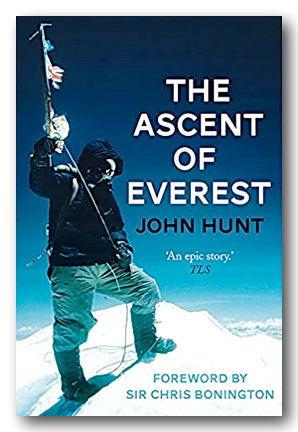 John Hunt - The Ascent of Everest (2nd Hand Paperback) | Campsie Books