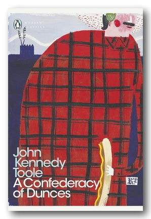 John Kennedy Toole - A Confederacy of Dunces (2nd Hand Paperback) | Campsie Books