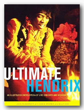 John McDermott - Ultimate Hendrix (2nd Hand Softback) | Campsie Books