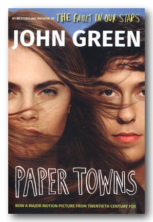 John Green - Paper Towns (2nd Hand Paperback) | Campsie Books