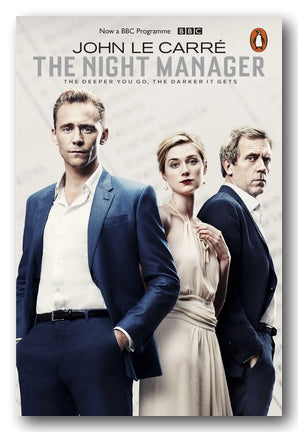 John Le Carre - The Night Manager (2nd Hand Paperback)