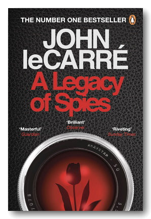 John Le Carre - A Legacy of Spies (2nd Hand Paperback) | Campsie Books