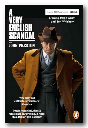 John Preston - A Very English Scandal | Campsie Books