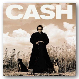Johnny Cash - American Recordings (2nd Hand CD) | Campsie Books