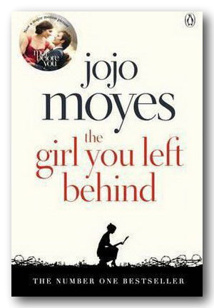 Jojo Moyes - The Girl You Left Behind (2nd Hand Paperback)