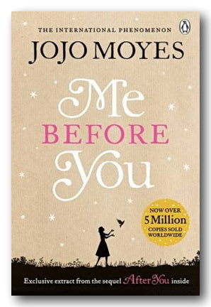 Jojo Moyes - Me Before You (2nd Hand Paperback) | Campsie Books