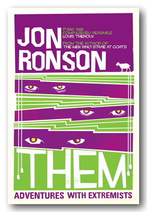 Jon Ronson - Them (Adventures with Extremists) (2nd Hand Paperback) | Campsie Books