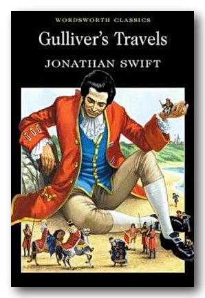 Jonathan Swift - Gulliver's Travels (2nd Hand Paperback) | Campsie Books