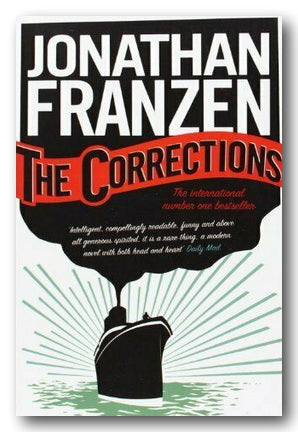 Jonathan Franzen - The Corrections (2nd Hand Paperback)