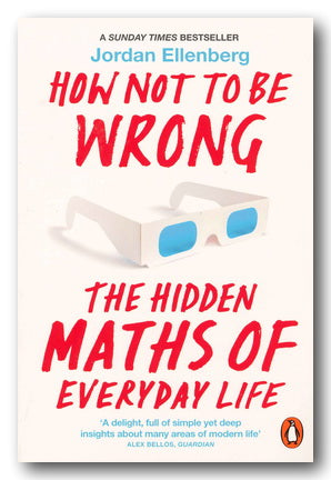 Jordan Ellenberg - How Not To Be Wrong (2nd Hand Paperback) | Campsie Books