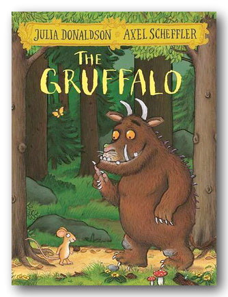 Julia Donaldson & Axel Scheffler - The Gruffalo (New Paperback) | Campsie Books