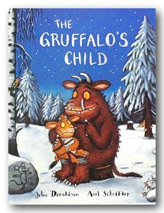 Julia Donaldson & Axel Scheffler - The Gruffalo's Child (New Paperback) Campsie Books