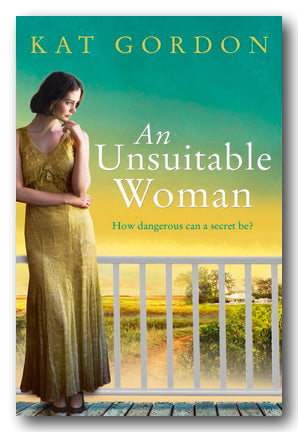 Kat Gordon - An Unsuitable Woman (2nd Hand Paperback) | Campsie Books