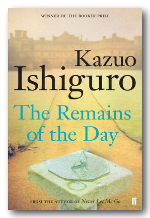 Kazuo Ishiguro - The Remains of The Day (2nd Hand Paperback) | Campsie Books