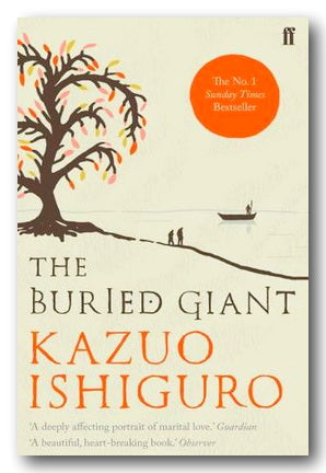 Kazou Ishiguro - The Buried Giant (2nd Hand Paperback) | Campsie Books