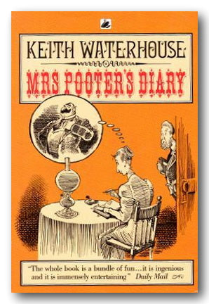 Keith Waterhouse - Mrs Pooter's Diary (2nd Hand Paperback) | Campsie Books