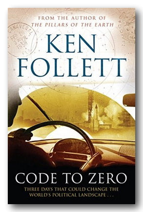 Ken Follett - Code To Zero (2nd Hand Paperback) | Campsie Books