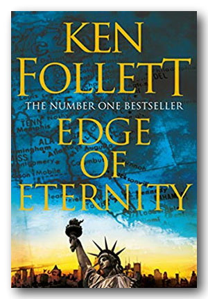 Ken Follett - Edge of Eternity (2nd Hand Paperback)