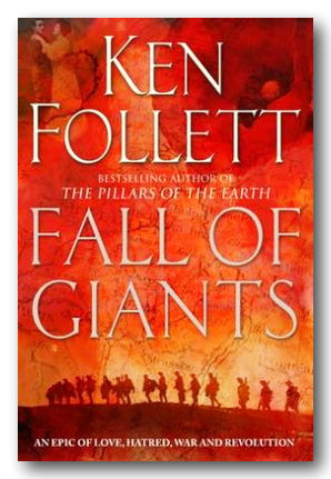 Ken Follett - Fall of Giants (2nd Hand Paperback) | Campsie Books