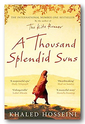 Khaled Hosseini - A Thousand Splendid Suns (2nd Hand Paperback) | Campsie Books