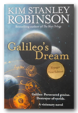 Kim Stanley Robinson - Galileo's Dream (2nd Hand Hardback) | Campsie Books