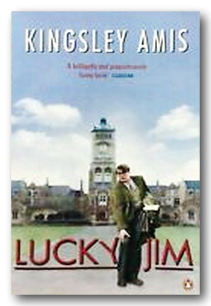 Kingsley Amis - Lucky Jim (2nd Hand Paperback) | Campsie Books