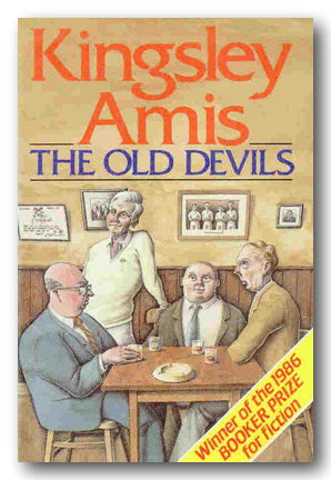 Kingsley Amis - The Old Devils (2nd Hand Hardback) | Campsie Books