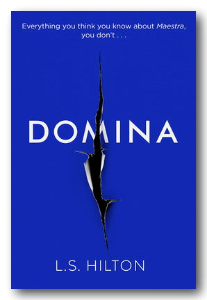 L.S. Hilton - Domina (Maestra Series #2) (2nd Hand Paperback)